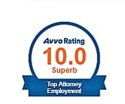 Employment lawyers avvo top rating