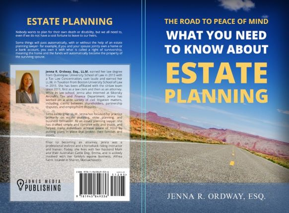 The Road to Peace of Mind Estate Plan