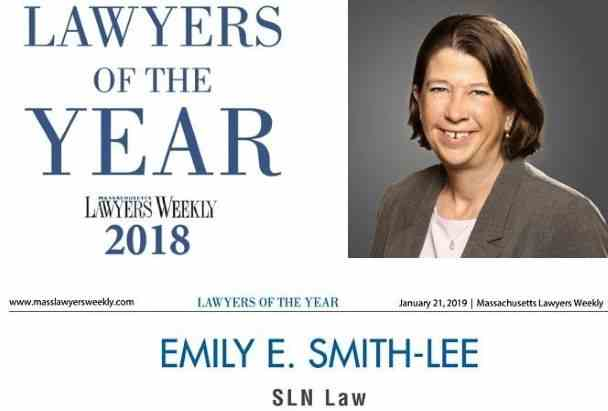slnlaw business lawyers 2018 Lawyer of the Year