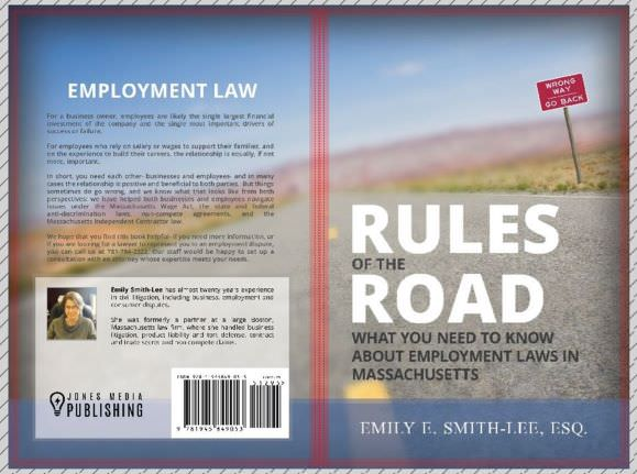 Rules of the Road Massachusetts Employment Law