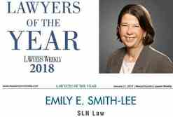 slnlaw discrimination lawyers 2018 Lawyer of the Year
